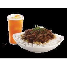 Beef Bulgogi Ricebox by Bonchon