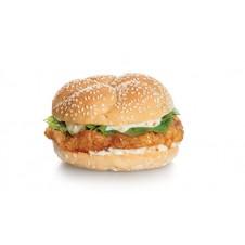 Snackwich Double Garlic by Bonchon