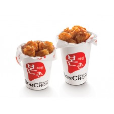 Chicken Poppers by Bonchon