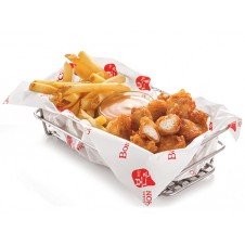 Popper and Fries by Bonchon
