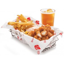 Popper and Fries Snackbox by Bonchon
