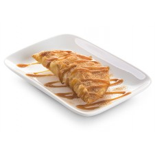 Apple Caramel Crispy Crepe by Bonchon