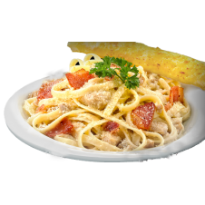 Bacon Chicken Carbonara by Greenwich