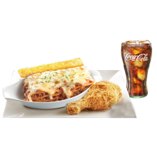 Lasagna Supreme and Jumbo Cruchy Chicken by Greenwich