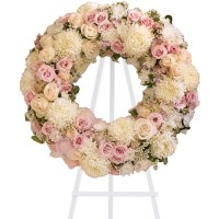 Stand/Wreath Arrangements