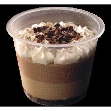 Chocolate Tiramisu Spoonfuls by KFC