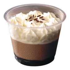 Chocolate Mousse Spoonfuls by KFC