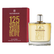 Victorinox 125 Years Your Companion For Life Edt