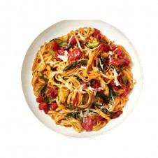 Roasted vegetable pasta by sugarhouse