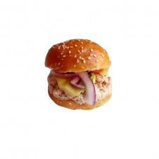 Tuna sliders by sugarhouse