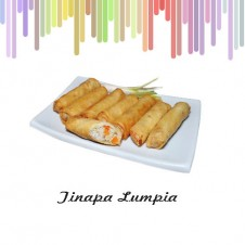 tinapa lumpia by Gerry's grill
