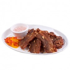 chicharon liempo by Gerry's grill