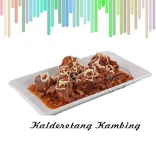 Kalderetang Kambing by Gerry's grill