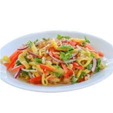 green mango salad by Gerry's grill