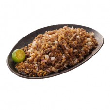 sizzling sisig by Gerry's grill
