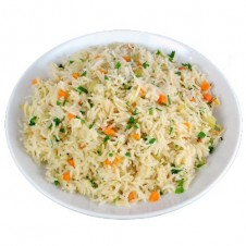 veggie rice by Gerry's grill