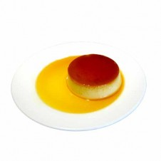 leche flan by Gerry's grill