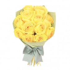 Promo Light Yellow in a Bouquet