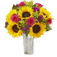 Sunflower Lover's Bouquet