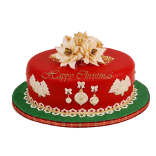 Christmas/New Years Day Cakes