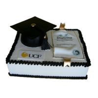 Graduation Day Cakes