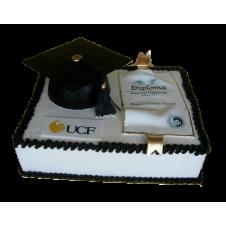 Graduation Day Cakes