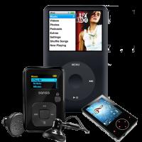 MP3/MP4/IPOD
