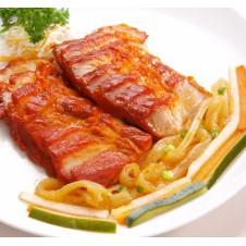 BBQ Pork Asado by Super Bowl