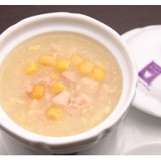 Sweet Corn & Chicken Soup by Super Bowl