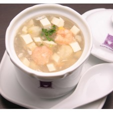 Seafood Beancurd Soup by Super Bowl
