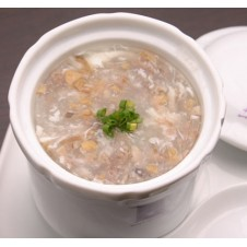 Minced Beef West Lake Soup by Super Bowl