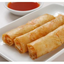 Vegetarian Spring Roll by Super Bowl