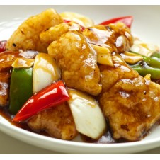 Fish Fillet with Taosi Sauce by Super Bowl