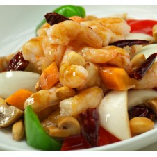 Szechuan Shrimp by Superbowl
