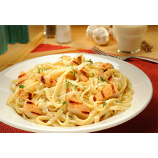 Baked Fettuccine Alfredo by Pizza Hut