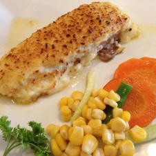 Conti's Baked Salmon by Contis
