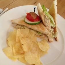 Chicken Salad Sandwich by Contis