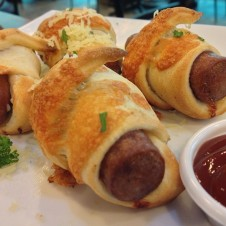 Sausage Rolls by Pizza Hut