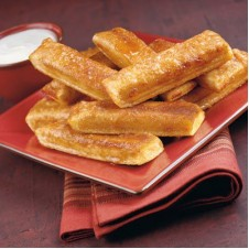 Baked Cinnamon Sticks by Pizza Hut