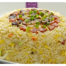 Fried Rice and Rice Toppings