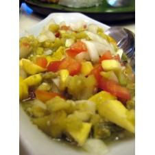 Eggplant Ensalada by Bacolod Chicken Inasal