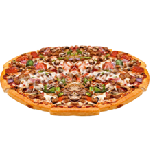 Veggie Lovers Supreme by Pizza Hut