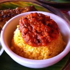 Talangka Rice by Bacolod Chicken Inasal