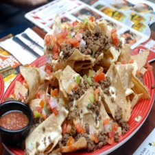 Friday's Ball Park Nachos by TGIF