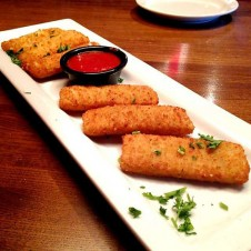 Fried Mozarrella by TGIF