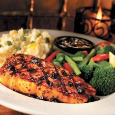 Jack Daniel's Salmon by TGIF