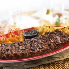 Jack Daniel's Half Ribs & Shrimp by TGIF