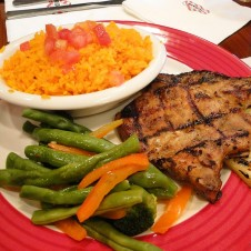 Pacific Grilled Porkchop by TGIF