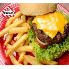 Friday's Cheeseburger 1pc by TGIF