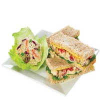 Sandwiches, Salads, and Muffins